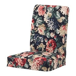 HENRIKSDAL chair cover, Lingbo multicolour