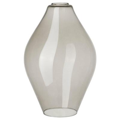 HOLMEJA Pendant lamp shade, grey