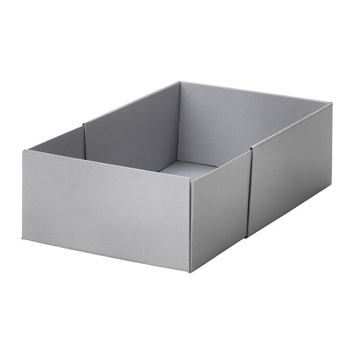 HYFS Extendable box IKEA You can adjust the size of the box to fit in most wardrobes and drawers.  Helps you to organise your wardrobe and drawers.