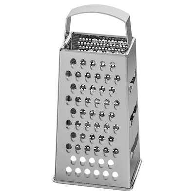 IDEALISK Grater, stainless steel