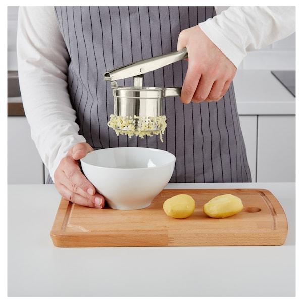 IDEALISK Potato press, stainless steel