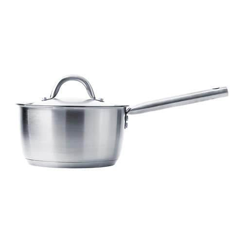IKEA 365+ Saucepan with lid IKEA 15 year guarantee.   Read about the terms in the guarantee brochure.