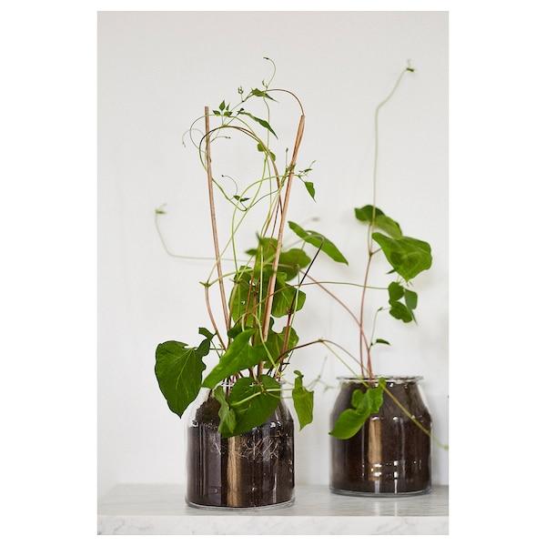 IKEA 365+ jar round/glass 19 cm 17 cm 3.3 l