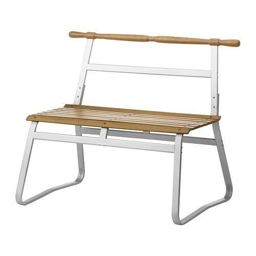 ikea ps 2014 bench ikea the bench stands steady even when placed on
