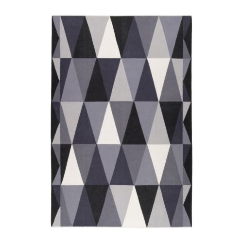 IKEA STOCKHOLM Rug, flatwoven IKEA The durable, soil-resistant wool surface makes this rug perfect in your living room or under your dining table.