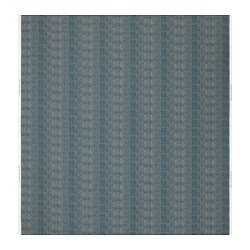 ILDRID fabric, blue/beige