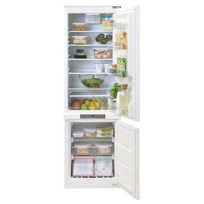 ISANDE integrated fridge/freezer white 54.0 cm 54.5 cm 177.0 cm 245 cm 198 l 63 l 57 kg