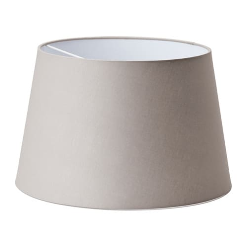 lamp shade ikea create your own personalised pendant or table lamp