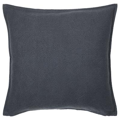 JOFRID Cushion cover, dark blue-grey, 50x50 cm