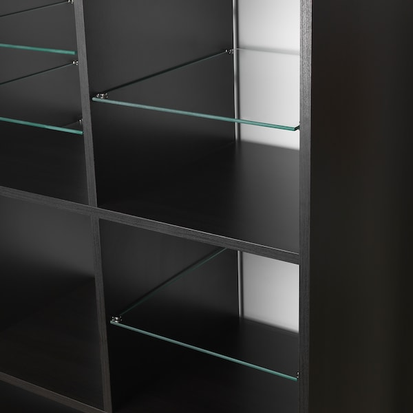 KALLAX Glass shelf, 33x38 cm