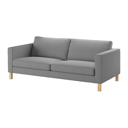 Cover For Karlstad Sofa: KARLSTAD Cover Three-seat Sofa