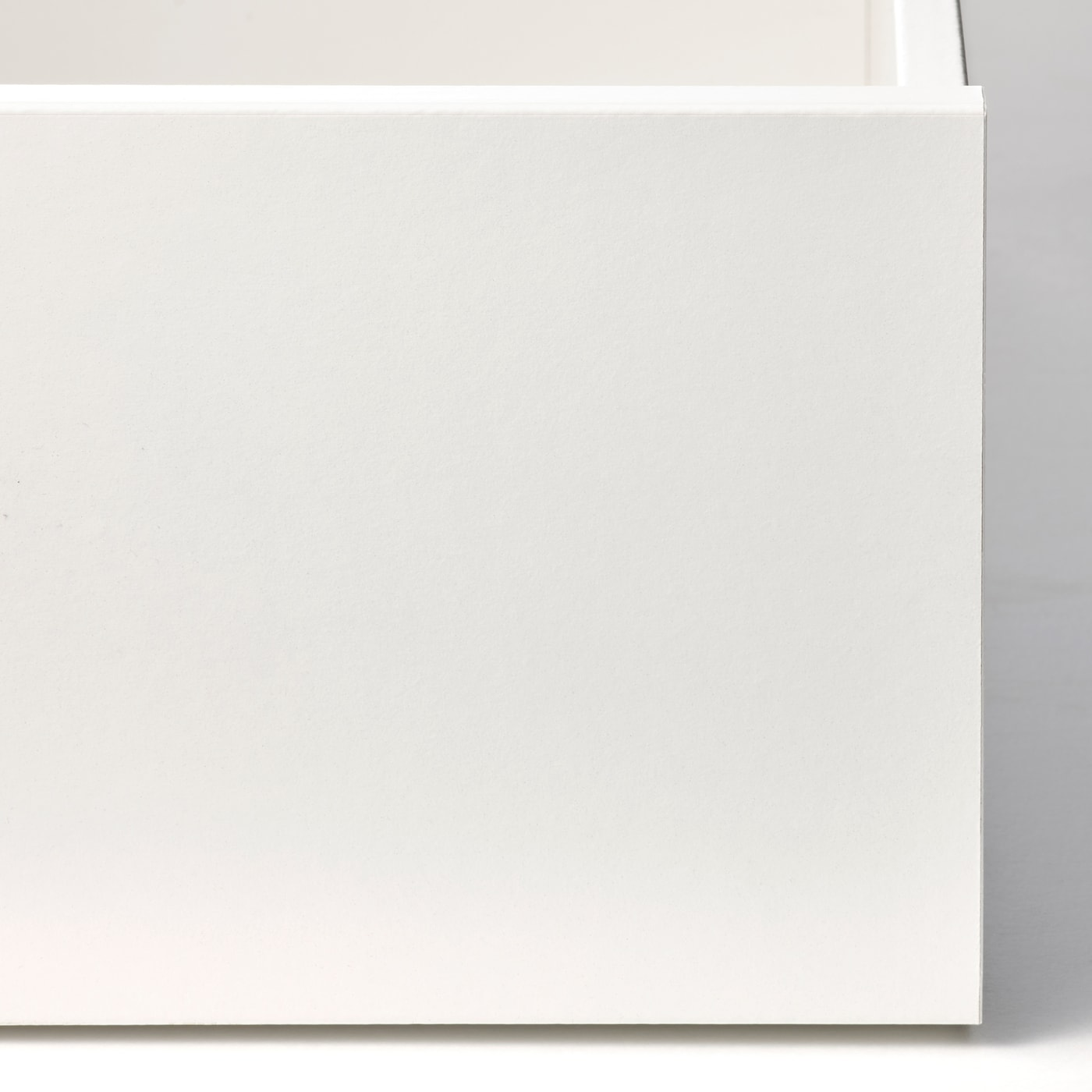 KOMPLEMENT Drawer, white, 50x58 cm