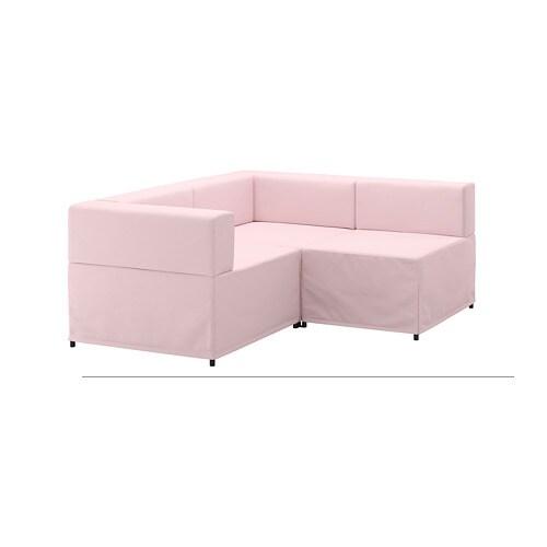 KUNGSHAMN Modular Corner Sofa, 2-seat