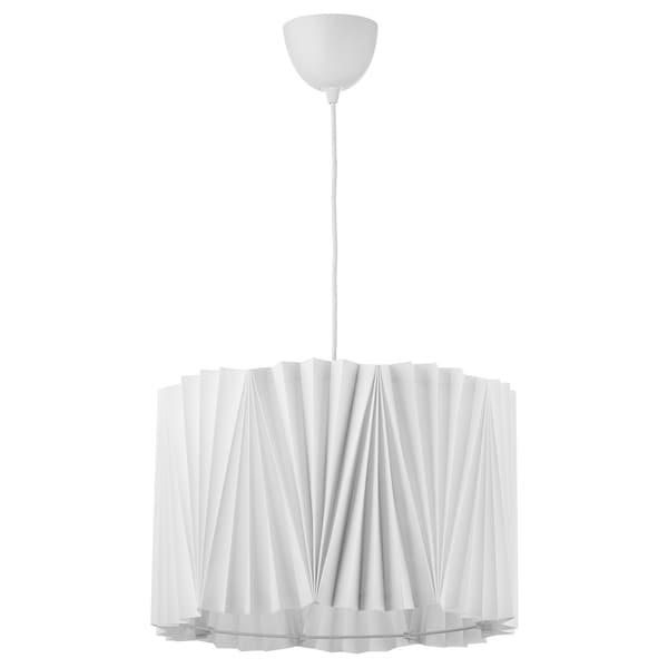 KUNGSHULT / SUNNEBY Pendant lamp, white