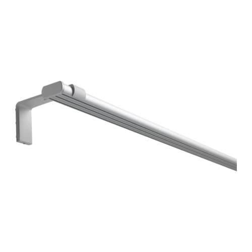 KVARTAL Triple track rail IKEA Rail with three tracks; allows you to create layered solutions.