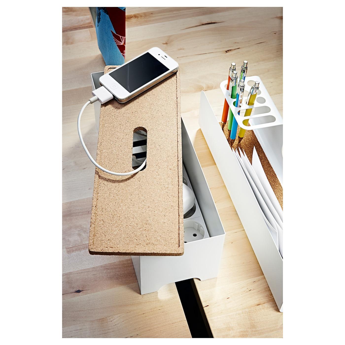 Kvissle Cable Management Box Cork