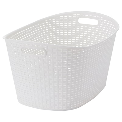 KYFFE Laundry basket, white
