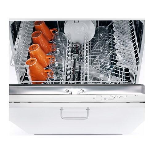 lagan integrated dishwasher - ikea