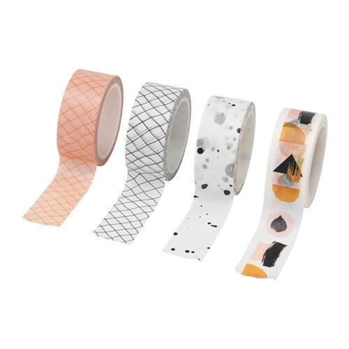 Lankmoj roll of tape ikea for Cassette ikea