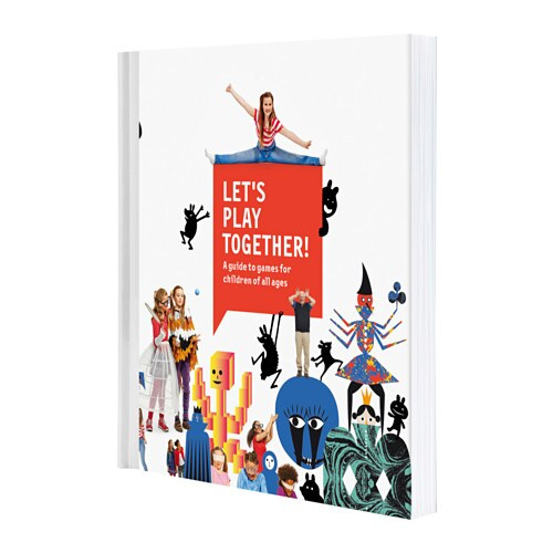 Let's Play Together (Book)