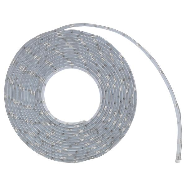 LEDBERG LED lighting strip flexible, white, 5 m