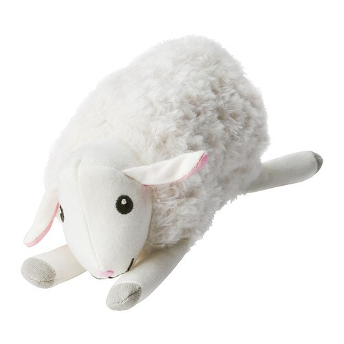 LEKA Musical toy, sheep IKEA