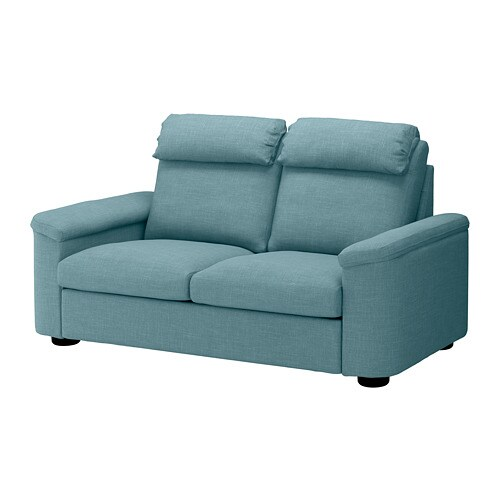 Blue Ikea Sofa Beds: LIDHULT 2-seat Sofa-bed