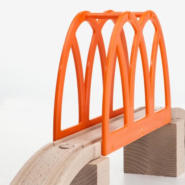 LILLABO 5-piece train bridge set