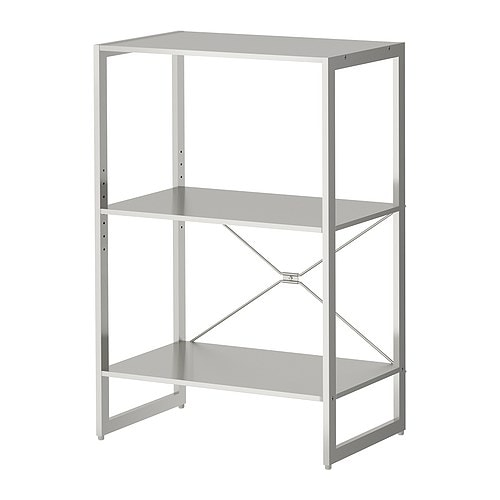 Fabulous Stainless Steel Shelving Unit IKEA 500 x 500 · 17 kB · jpeg