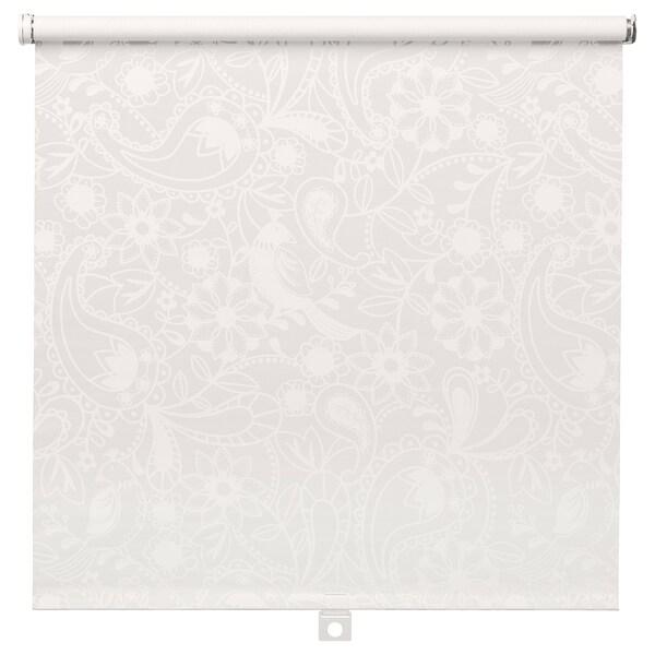 LISELOTT Roller blind, white, 160x195 cm