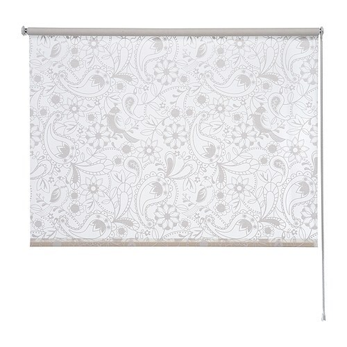 LISELOTT Roller blind IKEA Wall fitting for the blind cord; for increased child safety.