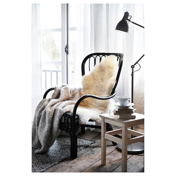 Ludde Sheepskin White Ikea