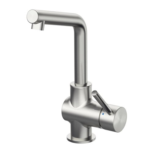 LUNDSKÄR Wash-basin mixer tap with strainer IKEA 10 year guarantee.   Read about the terms in the guarantee brochure.