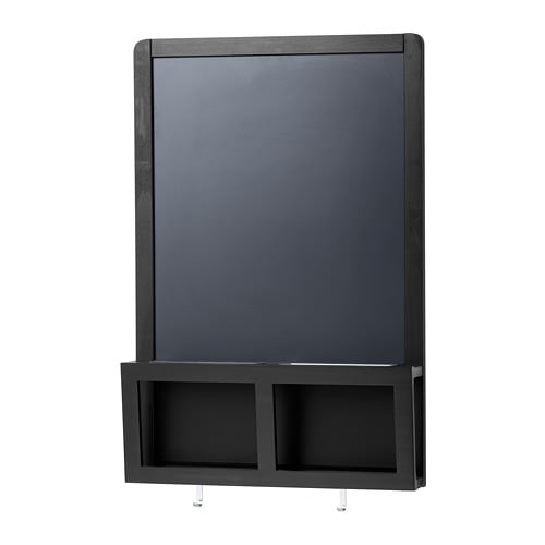 LUNS - Writing/magnetic board, black