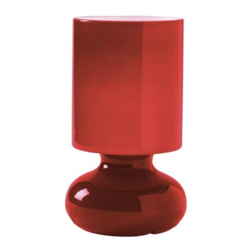 Ikea Red Chandelier: Normande Desk Lamps Review: Glass Table Lampwholesale
