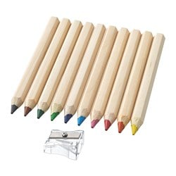 MÅLA Coloured pencil $4.99