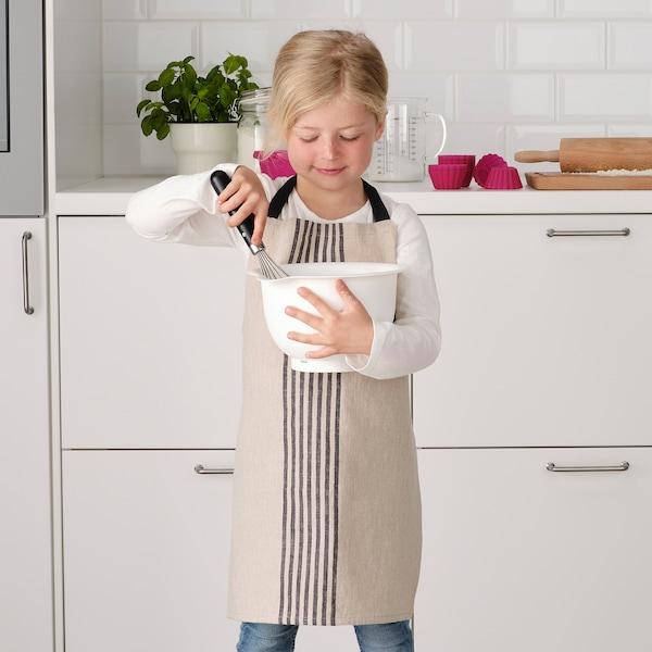 MARIATHERES Children's apron, beige