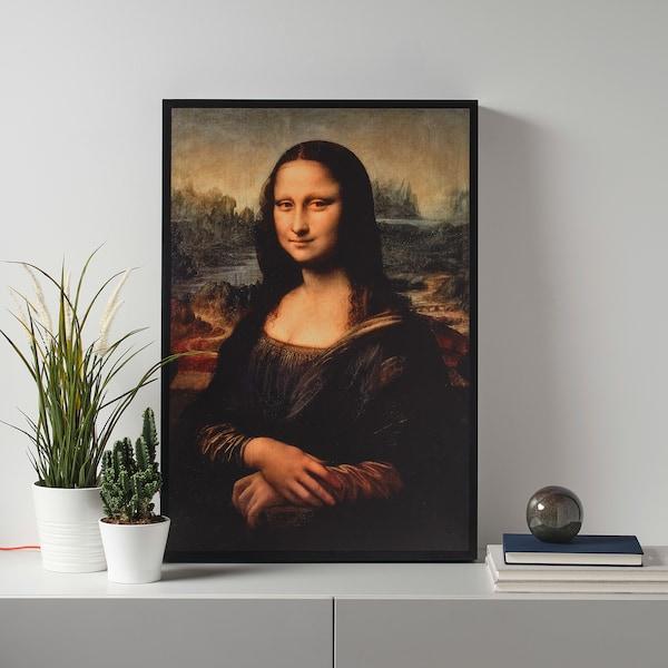 IKEA MARKERAD Backlit artwork