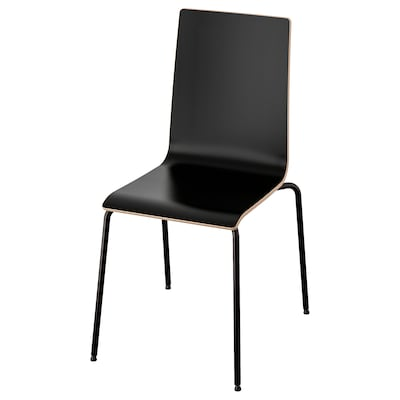 MARTIN Chair, black/black