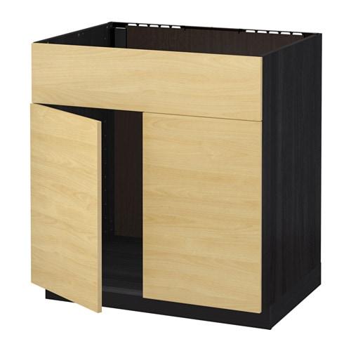 Ikea Kitchen Tingsryd: METOD Base Cabinet F Sink W 2 Doors/front