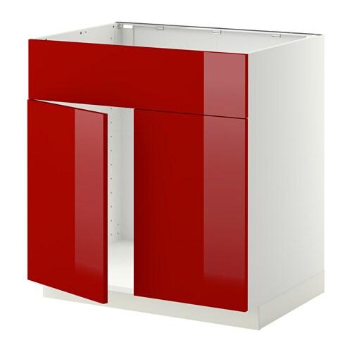 Ikea keuken front vervangen: remove an ikea metod maximera kitchen ...