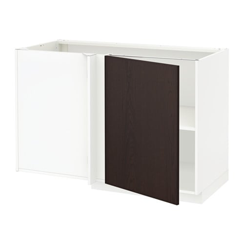Ikea Kitchen Corner Cabinet: METOD Corner Base Cabinet With Shelf