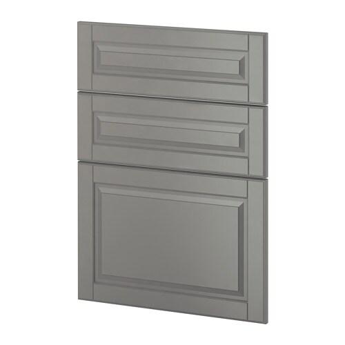 METOD 3 Fronts For Dishwasher   Veddinge White   IKEA