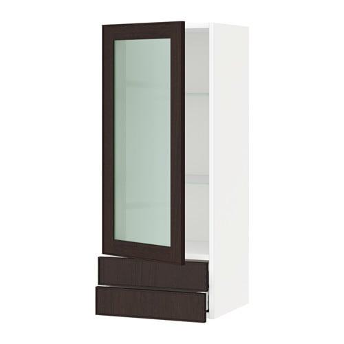 Ikea Vitrine Murale En Verre ~ Home  Kitchen & appliances  METOD Kitchen cabinets & fronts  METOD
