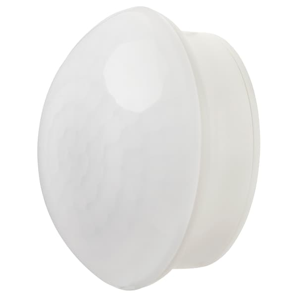 MOLGAN LED lighting, white/battery-operated