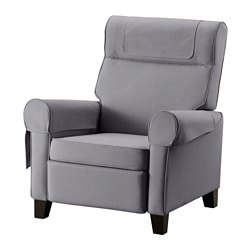 MUREN recliner, Nordvalla medium grey