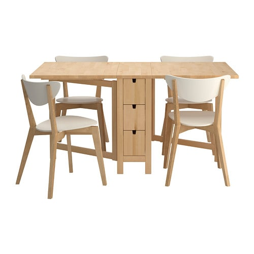 Dining Room Tables Ikea: Dining Table: Ikea Norden Dining Table Assembly Instructions