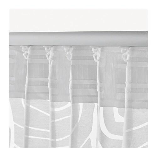 Charming NORDIS Sheer Curtains, 1 Pair   IKEA
