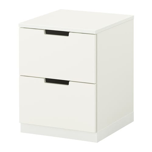 Ikea Kinderzimmer Verstauen ~ Chest of 2 drawers IKEA You can use one modular chest of drawers