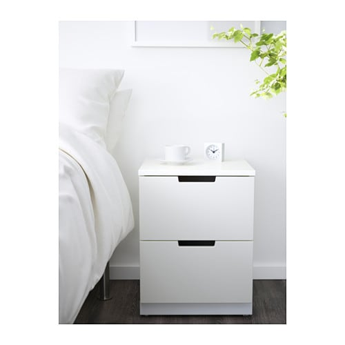 NORDLI Chest of 2 drawers IKEA You can use one modular chest of drawers or combine several to get a storage solution that perfectly suits your space.